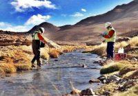La actividad minera usa agua de manera responsable y eficiente