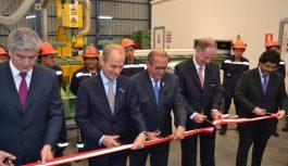 TUPEMESA inauguró planta de paneles aislados