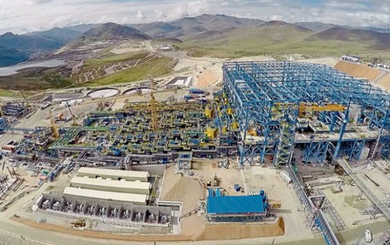 Empresa minera exitosa