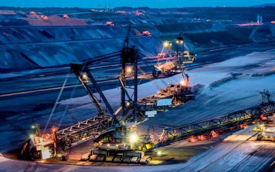 Ecostruxure para minería
