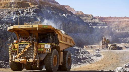 Tres proyectos mineros, de 48 que están en cartera, inician su operación en el 2018