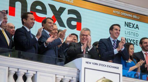 Ganancia de Nexa aumenta en 67,4% a US$ 81 millones, en el tercer trimestre