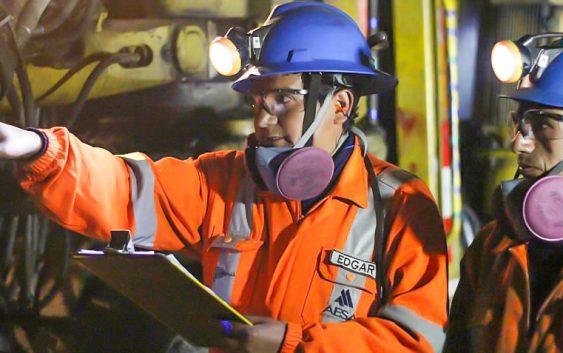 Innovación en minería subterránea