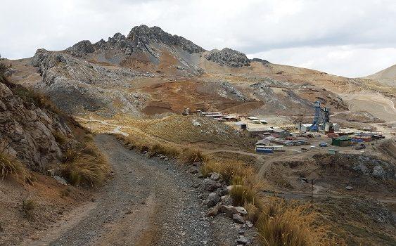 Sierra Metals halla nuevas vetas de zinc y cobre en Yauricocha