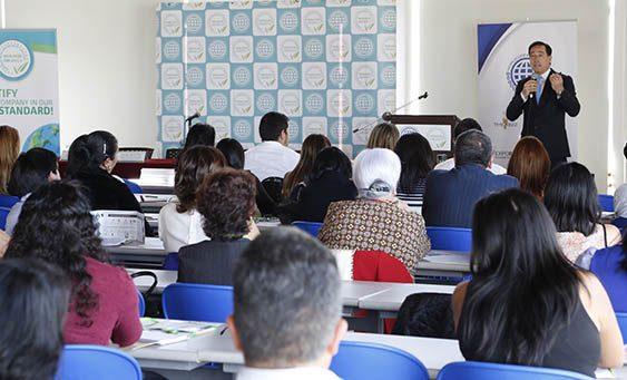 Encuentro RSE en Perú