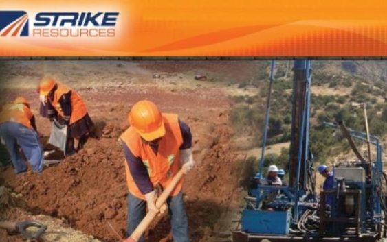 """Strike Resources: """"Construcción de ferrocarril de Andahuaylas a San Juan de Marcona mejorará prospectos"""""""
