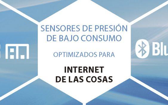 El Internet de las Cosas comienza con un sensor