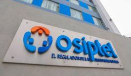 OSIPTEL declara infundadas las apelaciones del sector eléctrico