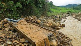 Comparten experiencias contra minería ilegal