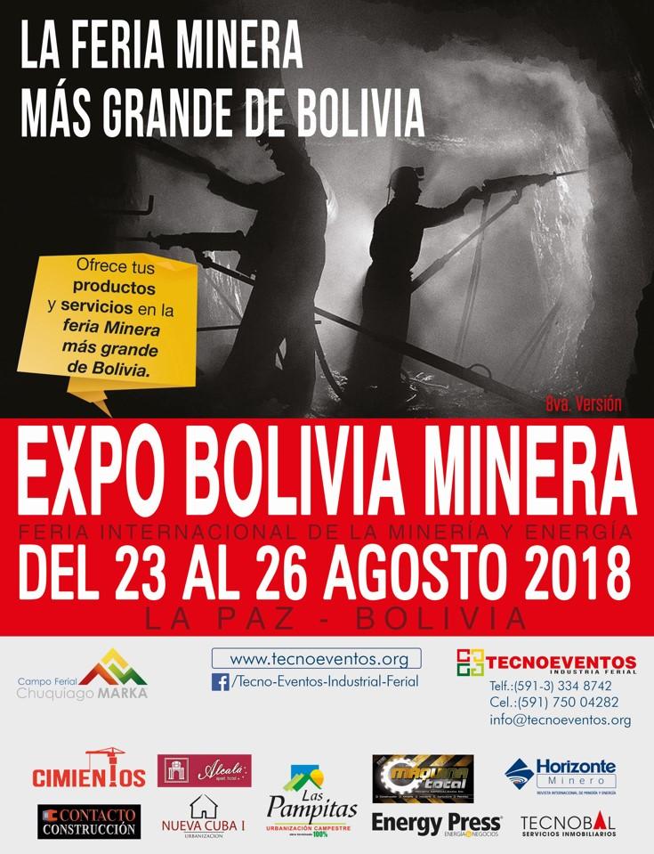 Expo Bolivia 2018