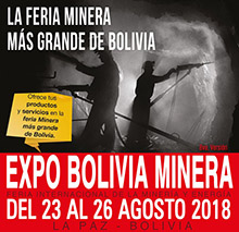 Expo Bolivia Minera 2018