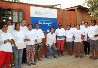 Mujeres de organizaciones sociales son empoderadas