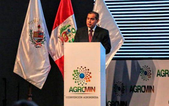 Mineras interesadas en invertir S/ 74 millones en agricultura