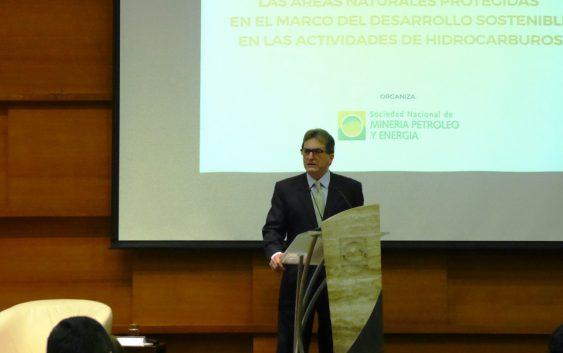 SNMPE: Áreas naturales protegidas deben ser establecidas a través de un marco normativo claro y estable