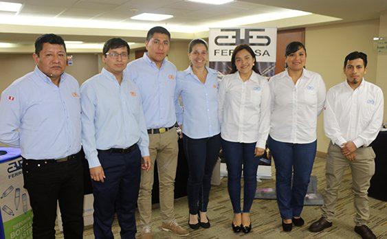 Fundición Ferrosa organizó II Jornada de Conferencias