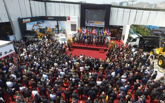 Este miércoles se inaugura Expomina Perú 2018 con autoridades nacionales y extranjeras
