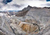 Antamina opera nuevo depósito de zinc en Áncash