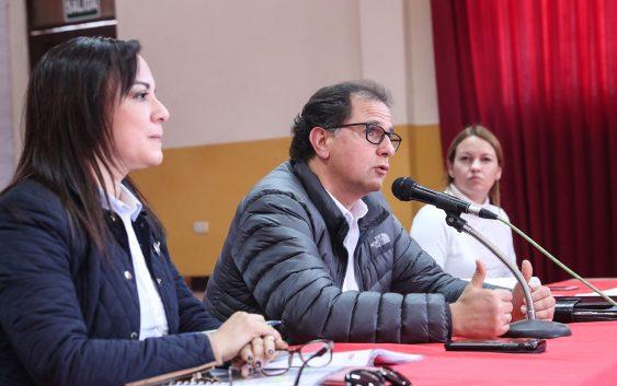 Instalan en Moquegua Primer Comité de Gestión Minero Energético
