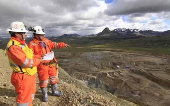 Volcan realizará más exploraciones en áreas cercanas a Alpamarca
