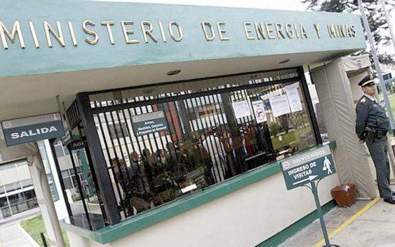 Transfieren S/ 480,000 para fortalecer seis Direcciones Regionales de Energía y Minas