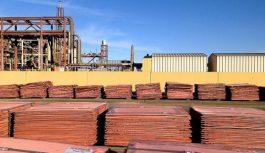 Cochilco baja nuevamente proyección de precio del cobre en 2018