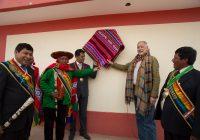 Inauguran Obras por Impuestos de agua y alcantarillado en Cusco por más de S/ 26 millones