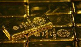 Oro toca máximo de 1 semana ante retroceso del dólar