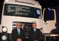 Volkswagen Camiones y Buses presenta su renovada línea VW Euro 5