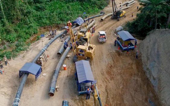 Gobierno peruano decidirá en enero el trazo final del Gasoducto Sur Peruano