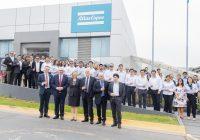 Atlas Copco inaugura nueva sede en Ate