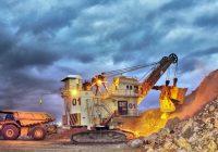 Evolución del reclutamiento en el sector Minero