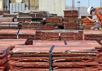 SNMPE: Exportaciones de cobre ascienden a US$ 13,488 millones