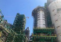 Modernización de la Refinería de Talara tiene avance de 72.77%