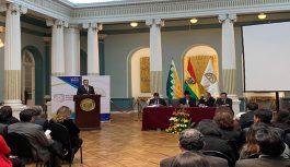 Can invita a empresarios a participar en macro rueda de negocios en Bolivia