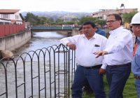 Ministro de Energía y Minas Francisco Ísmodes verifica prevención en Cajamarca