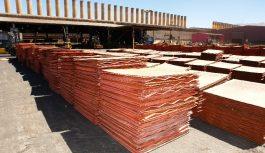 Precio del cobre sería el más golpeado por guerra comercial entre EE.UU. y China