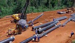 Gasoducto sur: primer tramo estaría listo en 2022 en escenario optimista