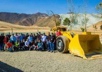 Atlas Copco lanza primer cargador de minería subterránea a batería