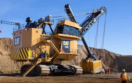Maquinaria pesada - Revista Horizonte Minero
