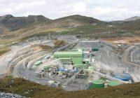 Gold Fields extenderá vida de mina Cerro Corona
