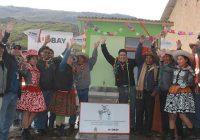La Municipalidad de Livitaca junto a Hudbay Perú inauguraron la obra de ampliación