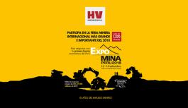HV Contratistas presente en Expomina Peru