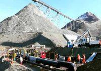 Dinamismo de los servicios mineros