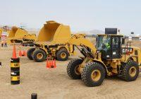 Operadores de maquinaria competirán en certamen de Caterpillar