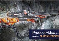 Automatización de jumbos y equipos de perforación