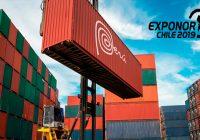 Pabellón Perú en Exponor