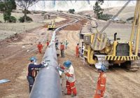 En abril del 2021 se adjudicará el gasoducto del Sur