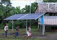 Iquitos tendría potencial para generar energía solar, según el MEM