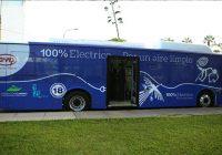 Masificación de buses eléctricos reduciría tarifas de transporte urbano