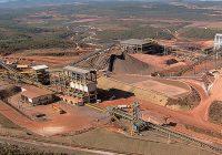 El mineral de hierro se dispara a máximo de cinco años